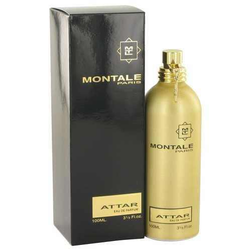 Montale Attar by Montale Eau De Parfum Spray 3.3 oz (Women) - 100% Authentic Luxury Men's & Women's Fragrances, Cosmetics & Pillows