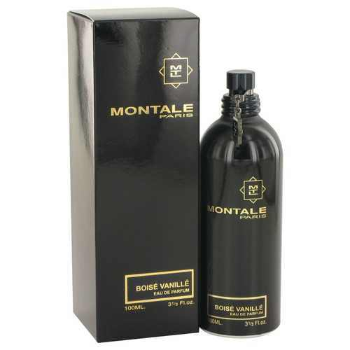 Montale Boise Vanille by Montale Eau De Parfum Spray 3.3 oz (Women) - 100% Authentic Luxury Men's & Women's Fragrances, Cosmetics & Pillows