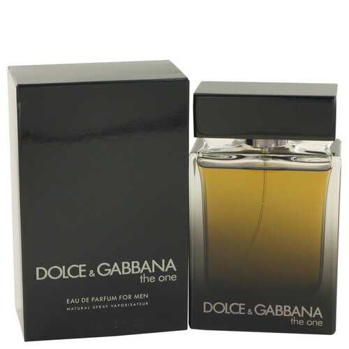 The One by Dolce & Gabbana Eau De Parfum Spray 3.3 oz (Men) - 100% Authentic Luxury Men's & Women's Fragrances, Cosmetics & Pillows