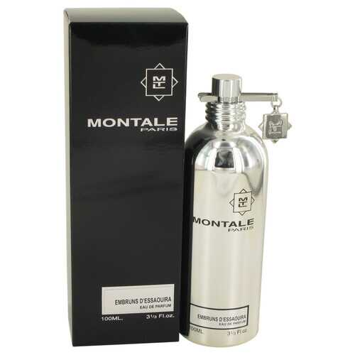 Montale Embruns D'essaouira by Montale Eau De Parfum Spray (Unisex) 3.4 oz (Women) - 100% Authentic Luxury Men's & Women's Fragrances, Cosmetics & Pillows