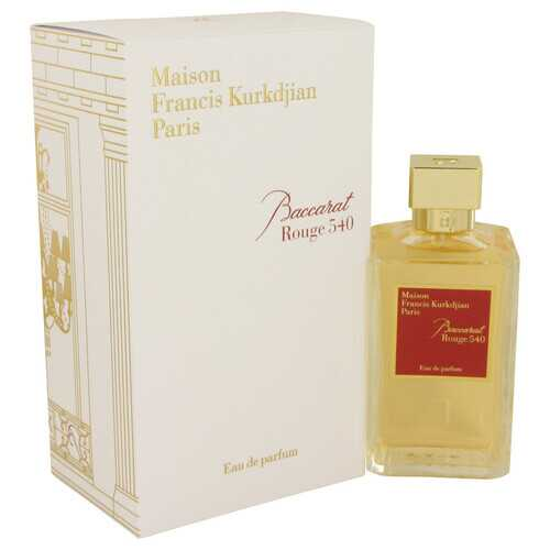Baccarat Rouge 540 by Maison Francis Kurkdjian Eau De Parfum Spray 6.8 oz (Women) - 100% Authentic Luxury Men's & Women's Fragrances, Cosmetics & Pillows