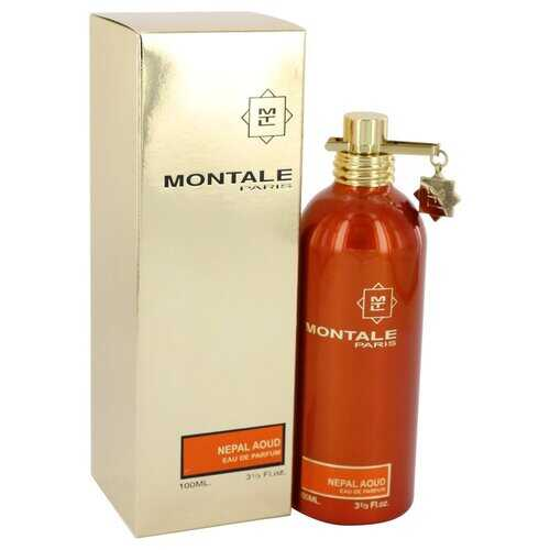 Montale Nepal Aoud by Montale Eau De Parfum Spray 3.4 oz (Women) - 100% Authentic Luxury Men's & Women's Fragrances, Cosmetics & Pillows
