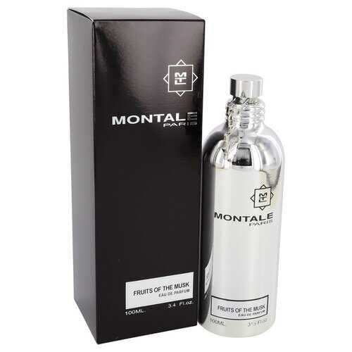 Montale Fruits of The Musk by Montale Eau De Parfum Spray (Unisex) 3.4 oz (Women) - 100% Authentic Luxury Men's & Women's Fragrances, Cosmetics & Pillows