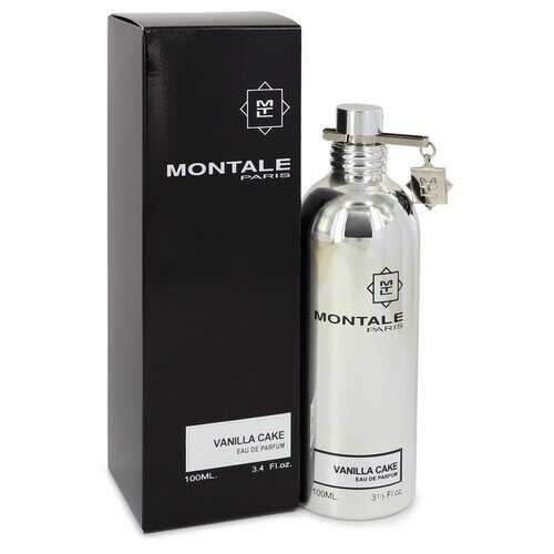 Montale Vanilla Cake by Montale Eau De Parfum Spray (Unisex) 3.4 oz (Women) - 100% Authentic Luxury Men's & Women's Fragrances, Cosmetics & Pillows