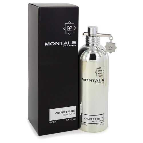 Montale Chypre Fruite by Montale Eau De Parfum Spray (Unisex) 3.4 oz (Women) - 100% Authentic Luxury Men's & Women's Fragrances, Cosmetics & Pillows
