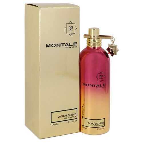 Montale Aoud Legend by Montale Eau De Parfum Spray (Unisex) 3.4 oz (Women) - 100% Authentic Luxury Men's & Women's Fragrances & Cosmetics