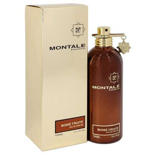 Montale Boise Fruite by Montale Eau De Parfum Spray (Unisex) 3.4 oz (Women) - 100% Authentic Luxury Men's & Women's Fragrances, Cosmetics & Pillows