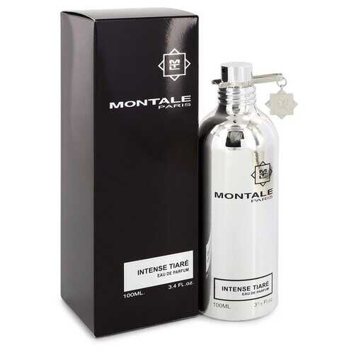 Montale Intense Tiare by Montale Eau De Parfum Spray 3.4 oz (Women) - 100% Authentic Luxury Men's & Women's Fragrances, Cosmetics & Pillows