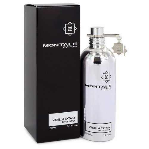 Montale Vanilla Extasy by Montale Eau De Parfum Spray 3.4 oz (Women) - 100% Authentic Luxury Men's & Women's Fragrances, Cosmetics & Pillows