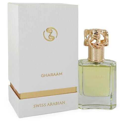 Swiss Arabian Gharaam by Swiss Arabian Eau De Parfum Spray (Unisex) 1.7 oz (Men) - 100% Authentic Luxury Men's & Women's Fragrances & Cosmetics