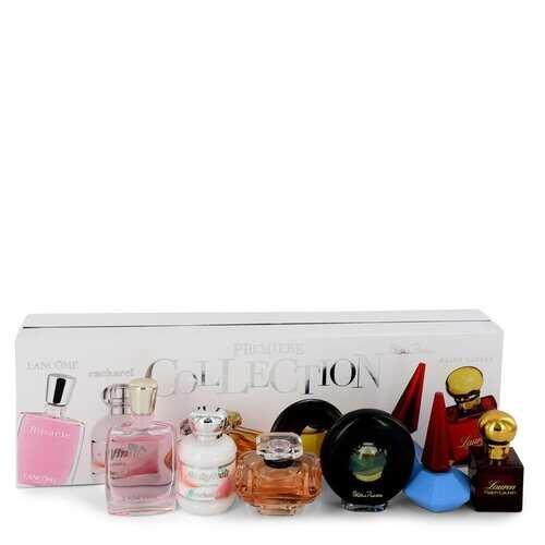 TRESOR by Lancome Gift Set -- Premiere Collection Set Includes Miracle Anais Anais Tresor Paloma Picasso Lou Lou and Lauren all are travel size minis. (Women)