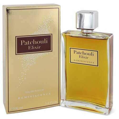 Patchouli Elixir by Reminiscence Eau De Parfum Spray (Unisex) 3.4 oz (Women) - 100% Authentic Luxury Men's & Women's Fragrances, Cosmetics & Pillows