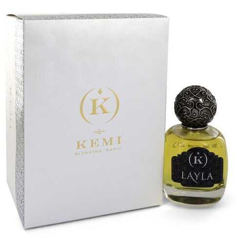 Kemi Layla by Kemi Blending Magic Eau De Parfum Spray (Unisex) 3.4 oz (Women) - 100% Authentic Luxury Men's & Women's Fragrances, Cosmetics & Pillows