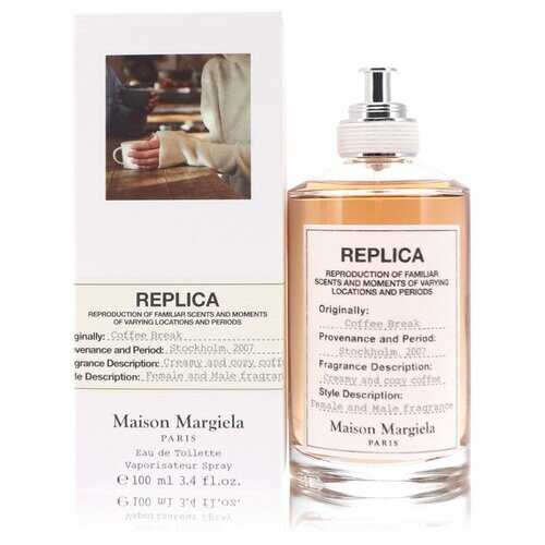 Replica Coffee Break by Maison Margiela Eau De Toilette Spray 3.4 oz (Women) - 100% Authentic Luxury Men's & Women's Fragrances, Cosmetics & Pillows