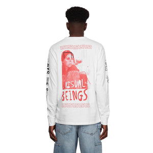 Official PAQ merch.  Ways Of Seeing - Collection 1, limited edition. Visual Beings Long Sleeve Tee.