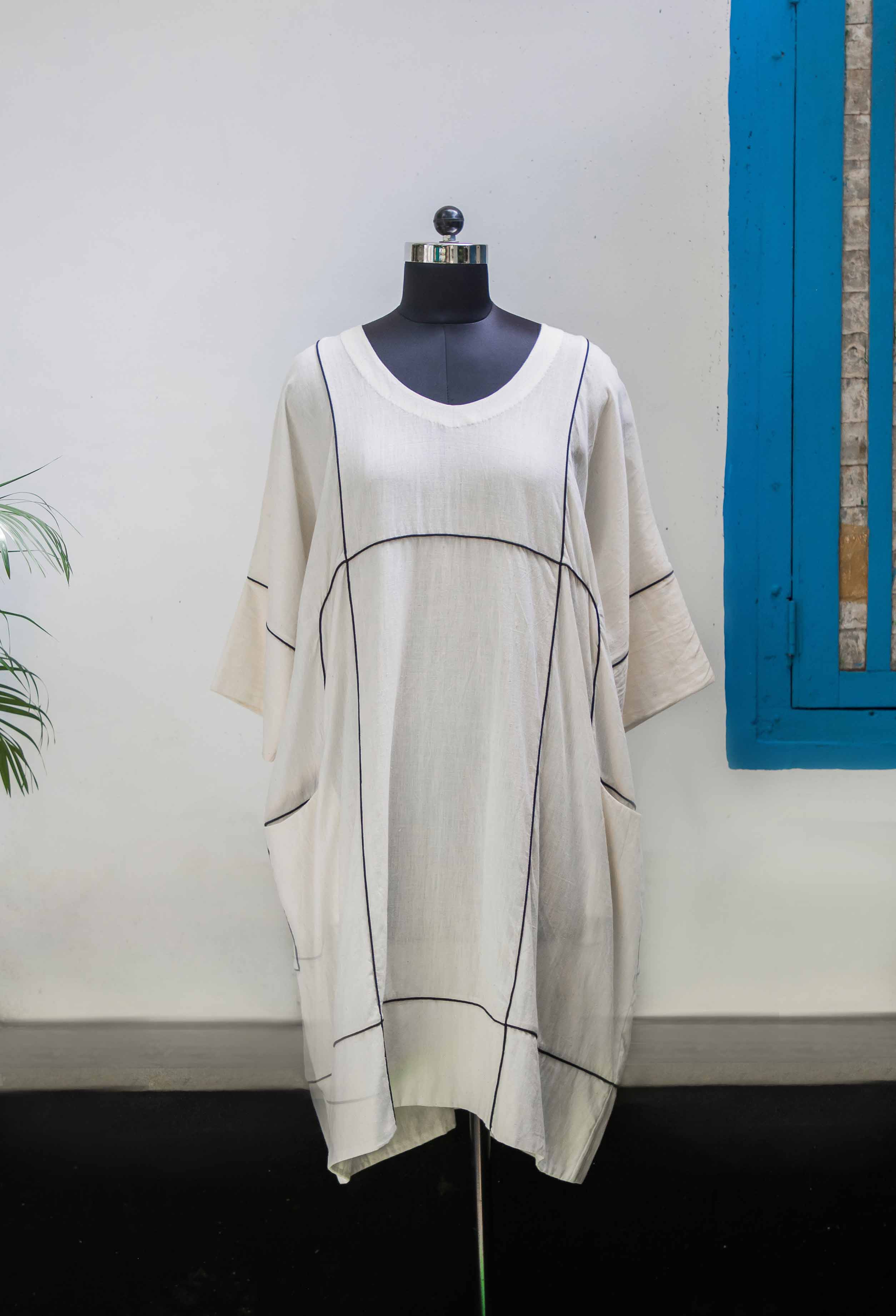 The Grid Kaftan