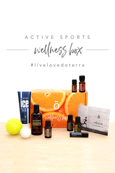 Active Sports Wellness Box