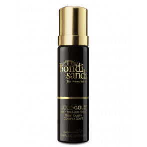 BONDI Sands SelfTan Foam L/Gld 200ml