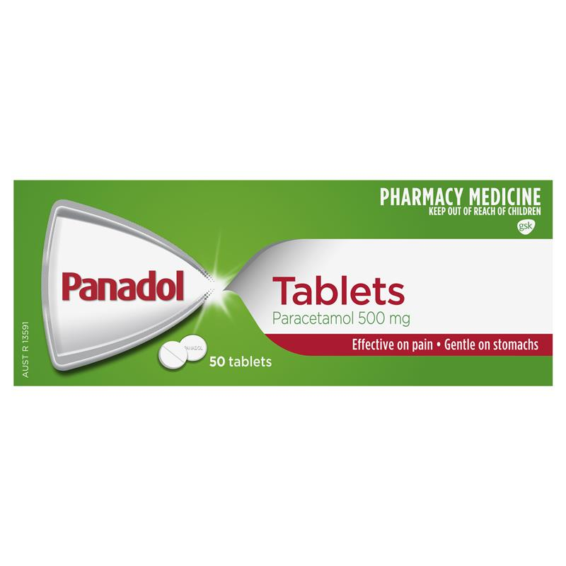PANADOL Tablets 50s 8564