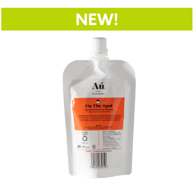 Au On The Spot Gel Cleanser