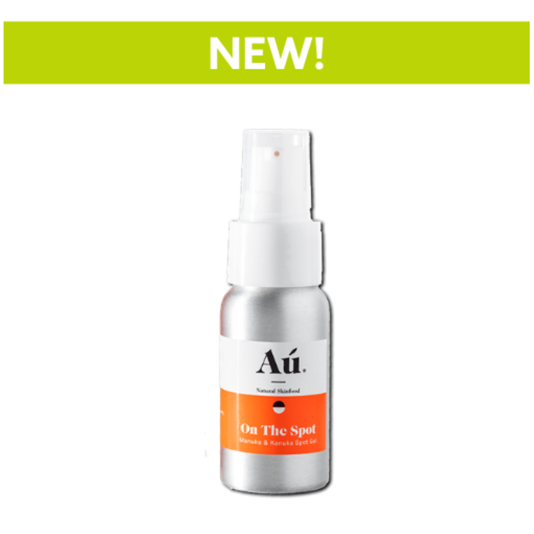Au On The Spot Problem Skin Gel 20ml