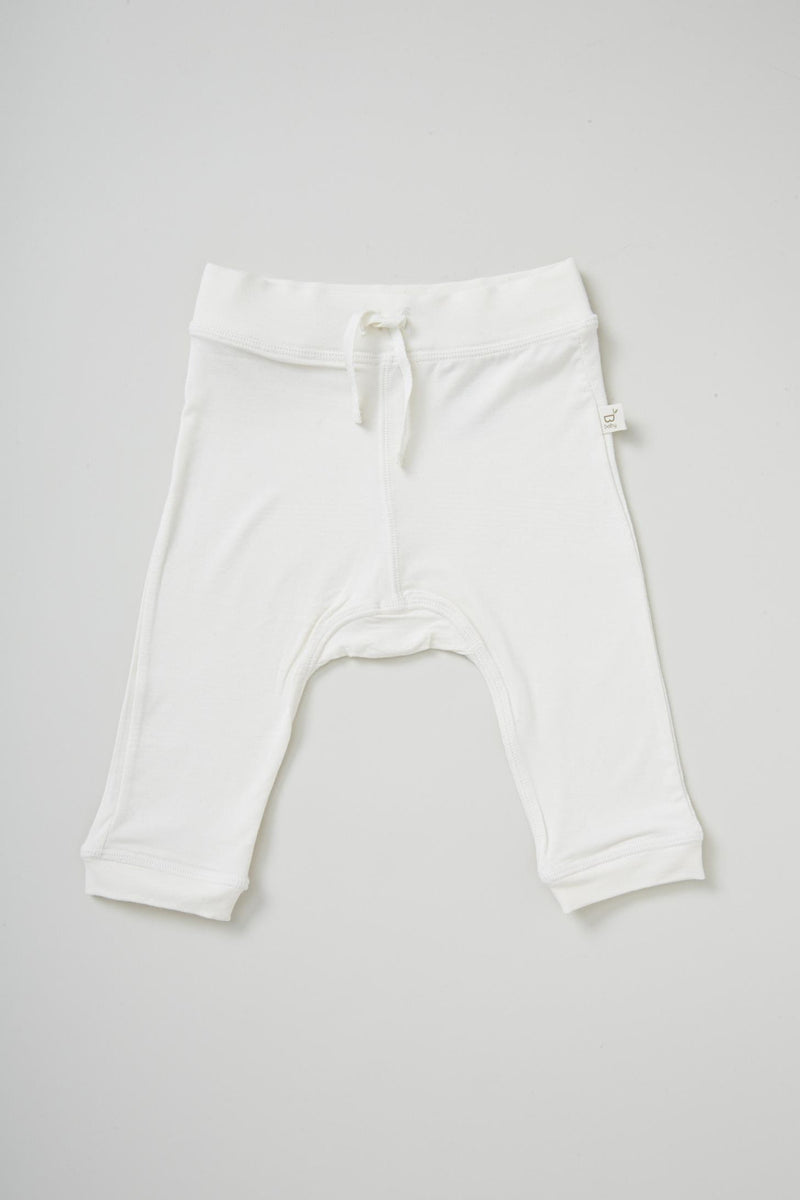Boody Baby Pull On Pant Chalk 12-18mth