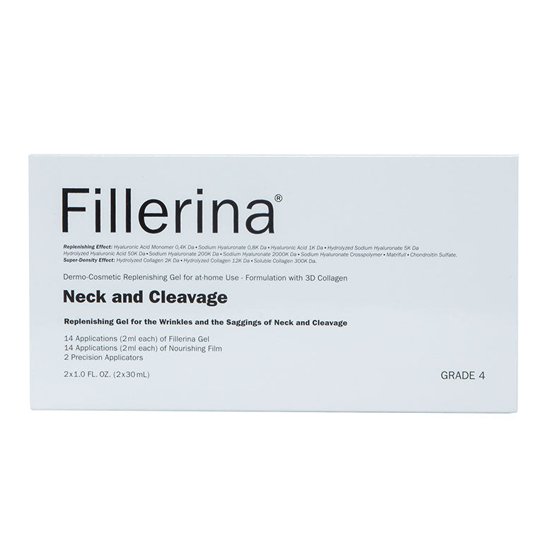Fillerina Neck & Cleavage Grade 4 2X30ml