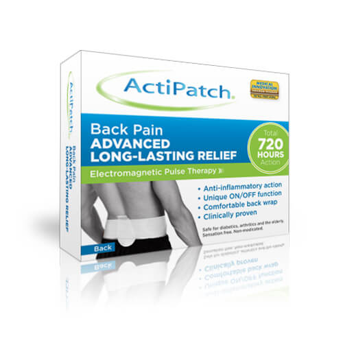 Actipatch Back & Pain Device