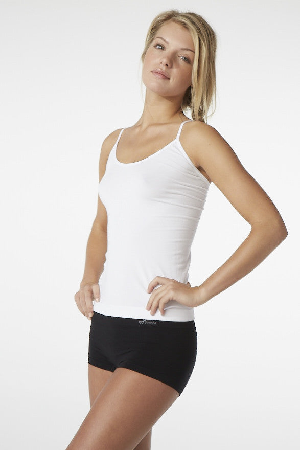 Boody Cami White Med