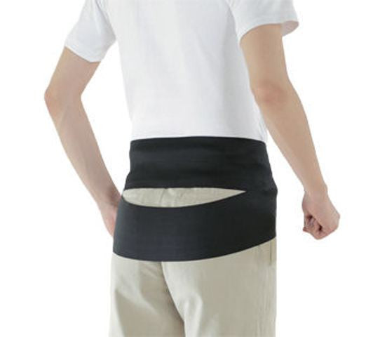Phiten Back Support Soft Double M 95cm