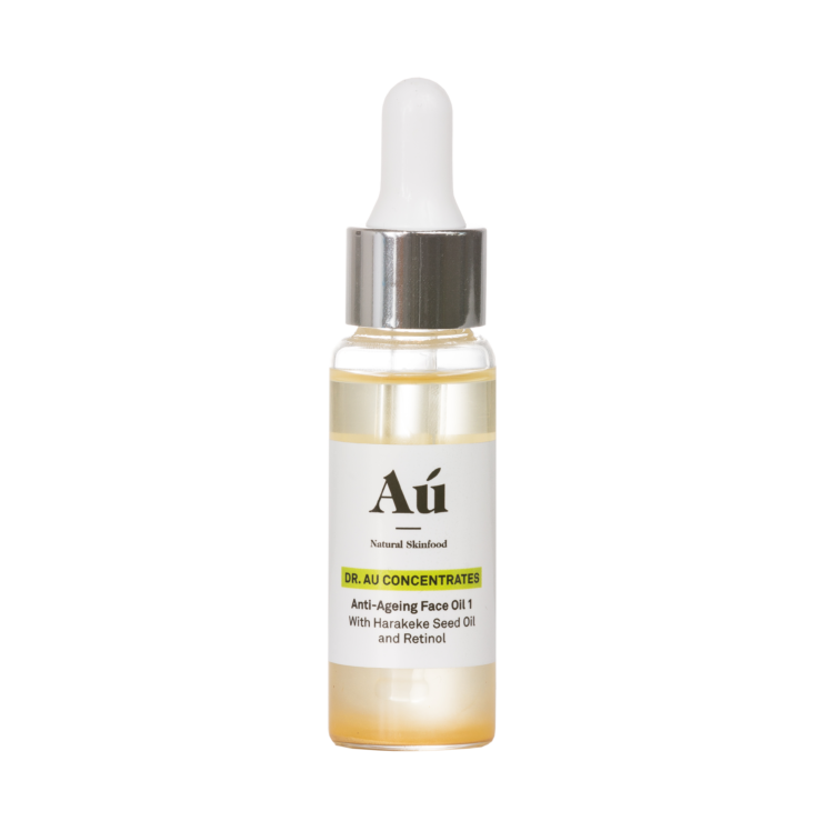 Dr Au Concentrates Face Anti-Ageing Face Oil