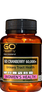 Go Cranberry 60,000 60Caps