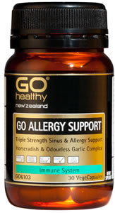 GO Allergy Support 30 Vcap