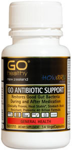 GO Antibiotic Sup. Probiotic 40B 14