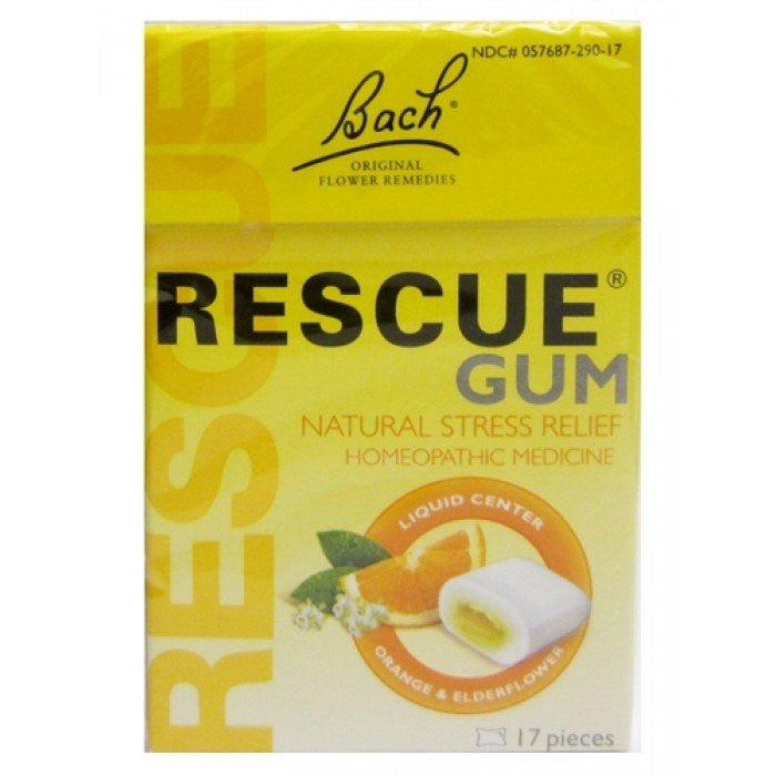 Rescue Remedy Gum 17