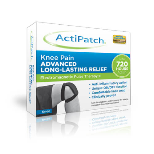 ANZ Actipatch Knee Pain Device