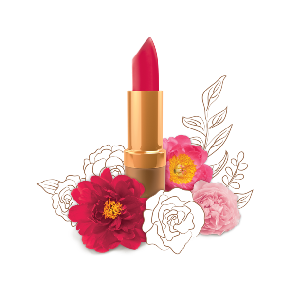 Karen Murrell LipStick True Love Red 4g