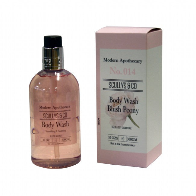 Scully's Blush Peony Shower & Bath Wash