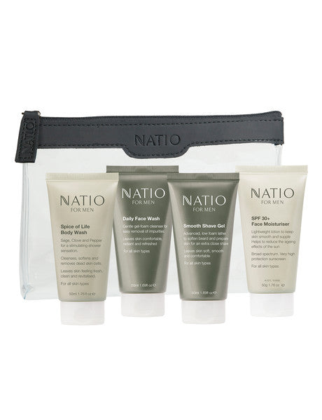 NATIO Men Jet Set Go Set