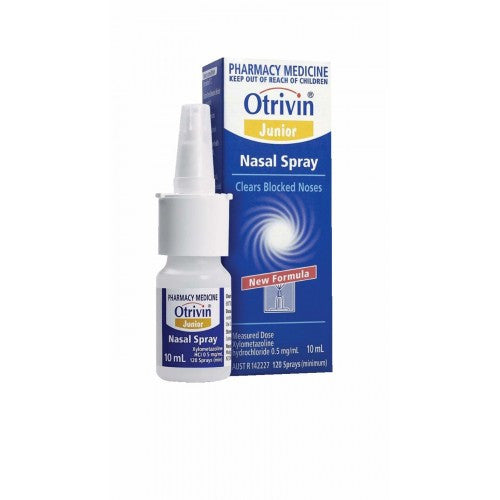 Otrivin F5 Junior MD Nasal Spr.10ml