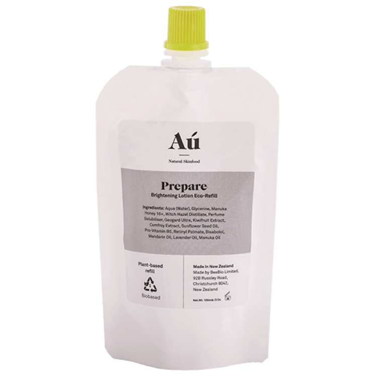 Au Natural Prepare Lotion Refill