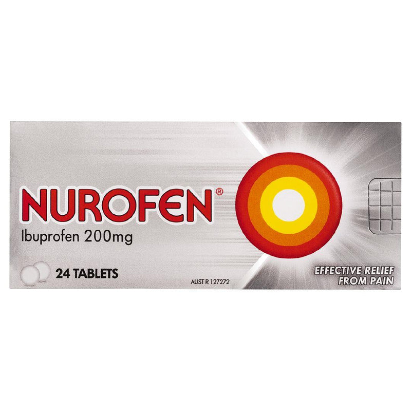 NUROFEN Tablets 24s