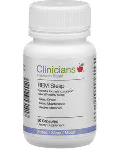 CLINIC. REM Sleep 30 cap