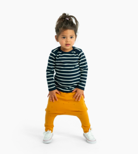 Mello Slouch Pants Nugget/Sparkle 6-12mth