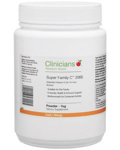 CLINIC. Super Family C 2000 150g