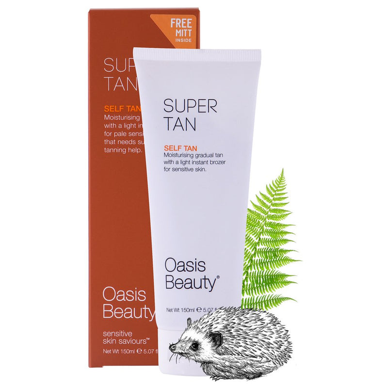 OASIS Super Tan Sunless Tan 150ml