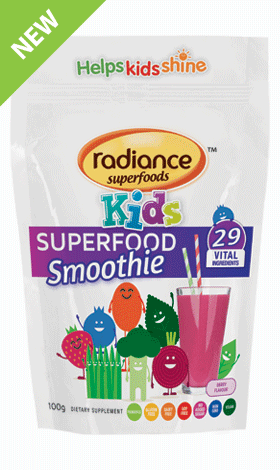 RADIANCE S/F Kids Smoothie Ber 100g