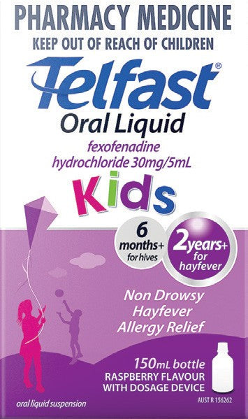 TELFAST Oral Liquid Kid 150ml
