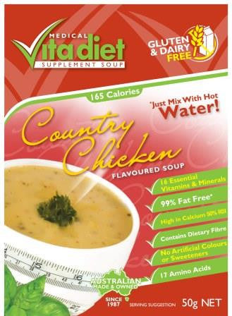Vita Diet Country Chicken Soup Single