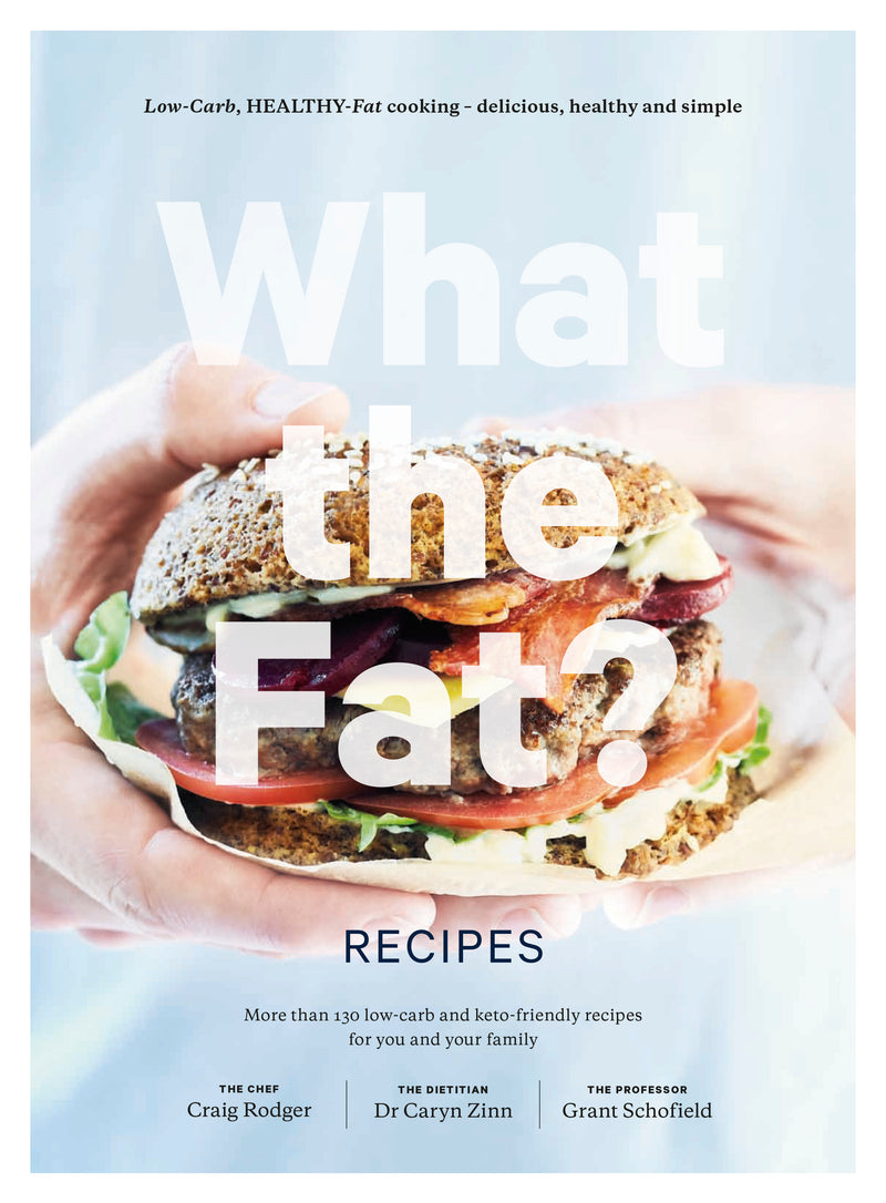 What the Fat Cookbook